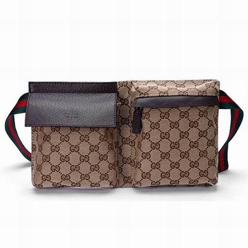 Gucci Belt Bag Brown