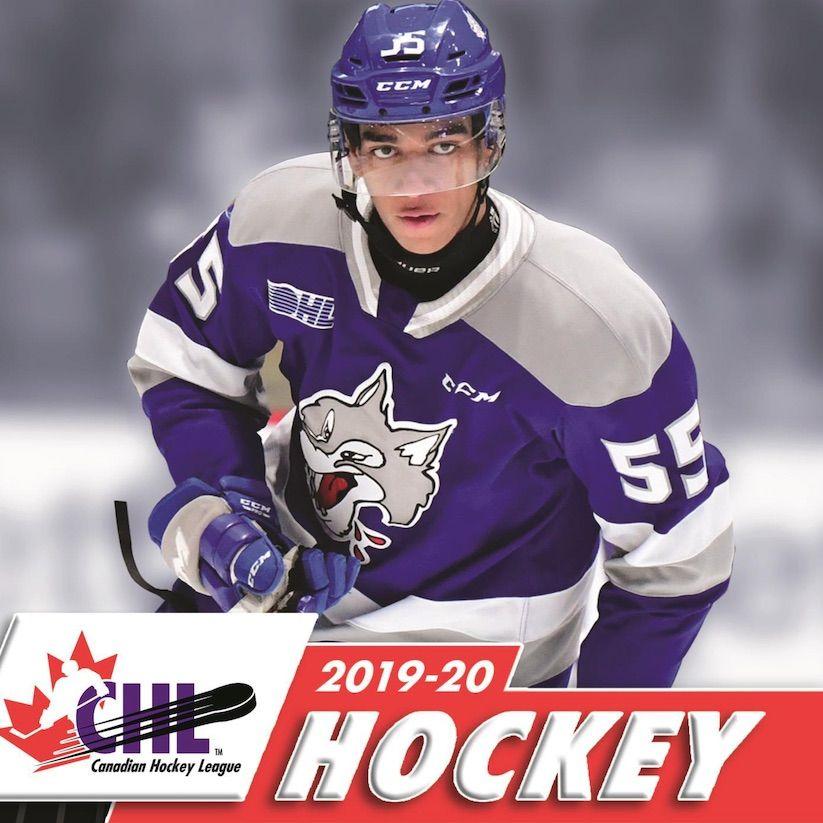 201920 upper deck chl hockey checklist set info boxes