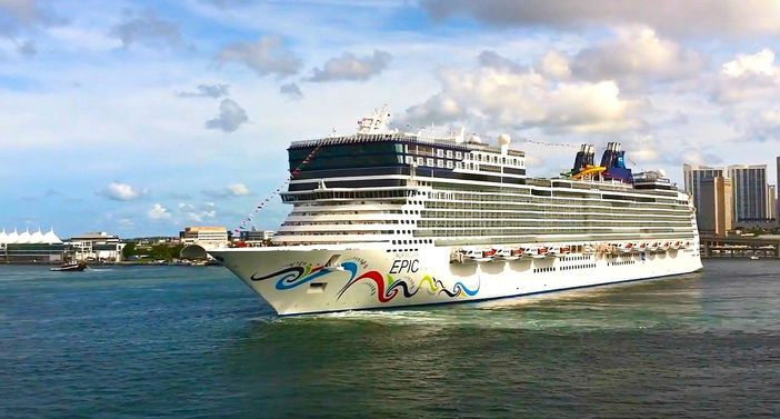 Set Sail on the Norwegian Epic from Barcelona for a
