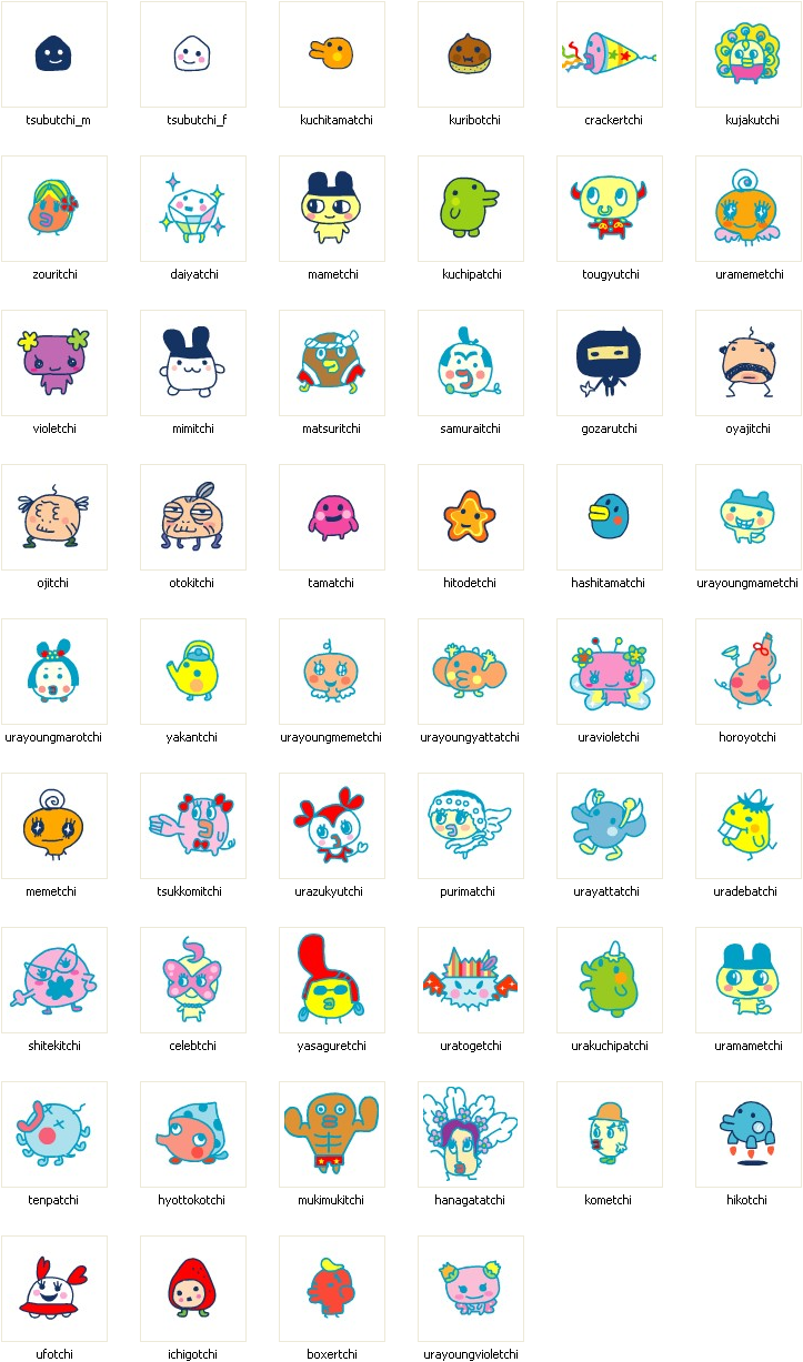 V45 characters tamagotchi tips and tricks tamatalk doodling v45 characters tamagotchi tips and tricks tamatalk geenschuldenfo Choice Image