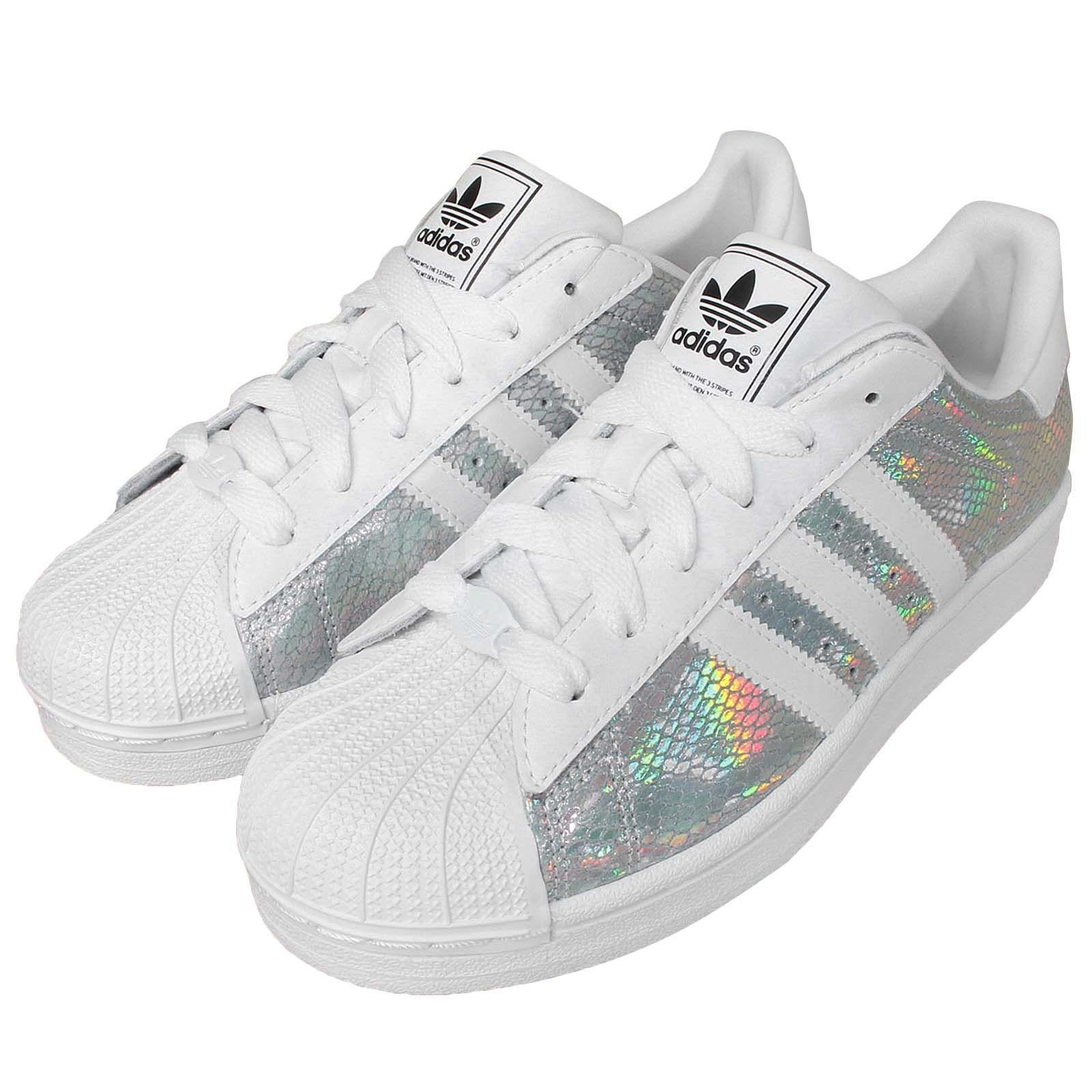 ADIDAS ORIGINALS SUPERSTAR 2 W SILVER WHITE M20904 $169