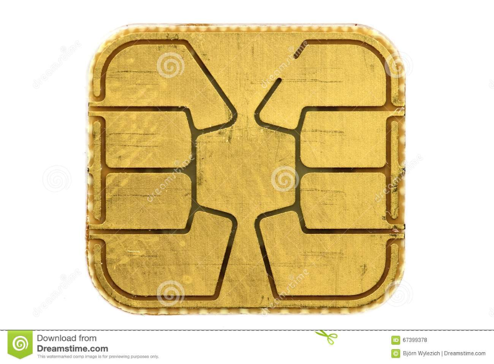 Chip Card Stock Photo Image Of Smart Chip Prepaid 67399378 Card Stock Cards Stock Photos