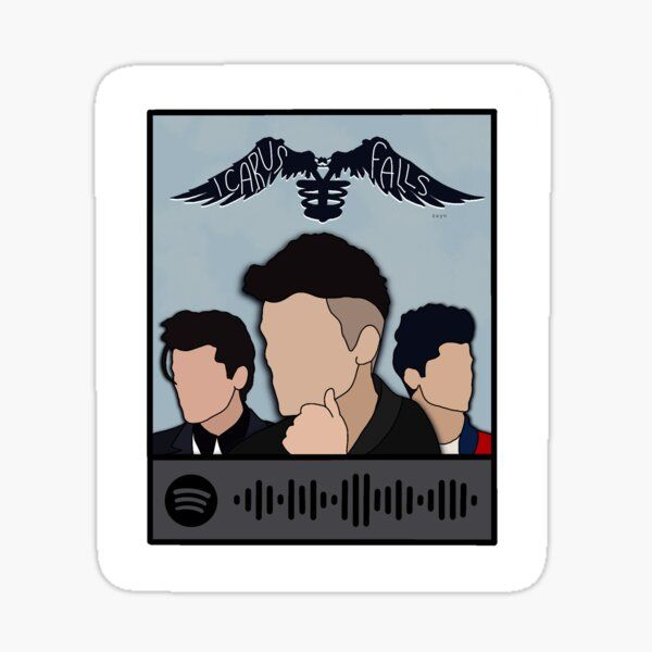 One Direction Spotify Stickers