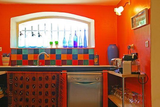 Jolie décoration cuisine colorée | Kitchens