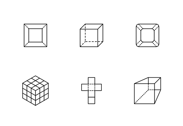 3d Cube Icons By Berkah Icon Minimalist Icons 3d Cube Cube