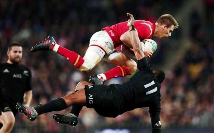 Online All Blacks Wales Rugby Telecast 25 June 2016 Dunedin