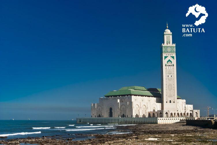 Hassan 2 Mosque Casablanca Morocco مسجد حسن الثاني الدار البيضاء المغرب