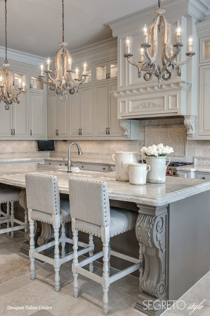 How To Choose The Best Paint Colors U0026 Finishes {5 Tips From Segreto} |  Kitchens, French Country Kitchens And Farmhouse Kitchens