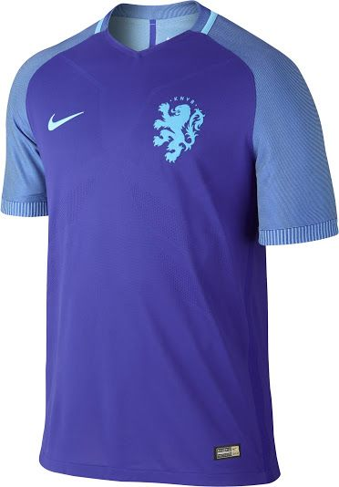 d20dd6d681 Netherlands 2016 Nike Away Shirts