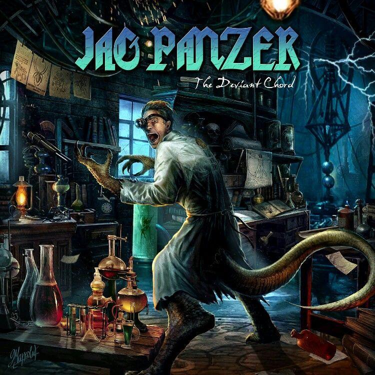 Jag Panzer The Deviant Chord Panzer Bilder Vinyl Lp