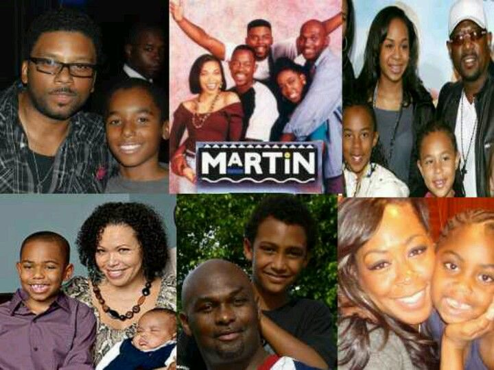 Martin Lawrence Show Cast