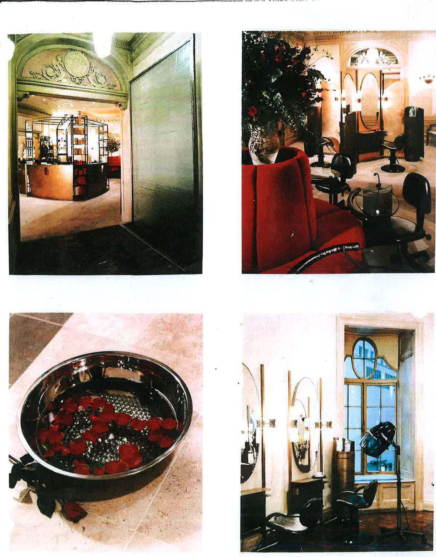 The Elizabeth Arden Red Door Spa Tbt Throwback Thursday