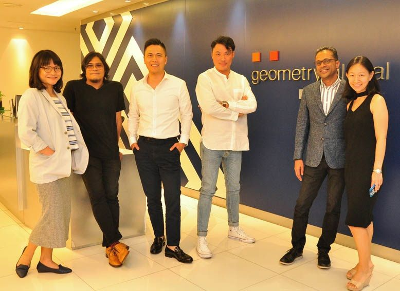 Geometry Global Malaysia has picked up the public