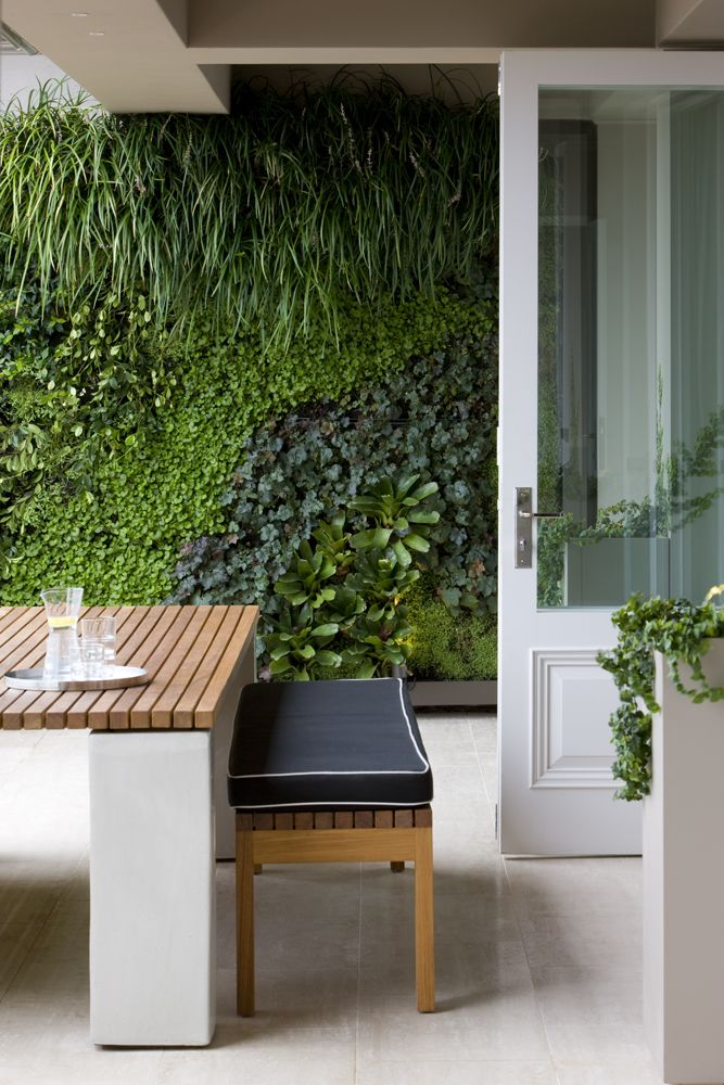 Get that beautiful botanical look in your home Artificial vertical