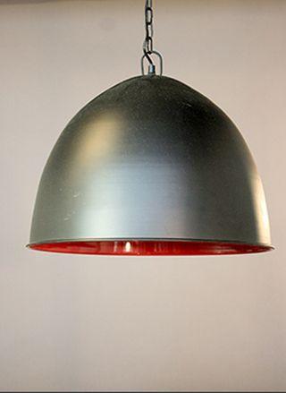 ChehomaLampe Luminaire Rouge Egg Noir Suspension Et A3jLq5R4