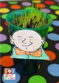 Growing Leprechauns, Ants, & a Noun Freebie! - Lucky To Be In First