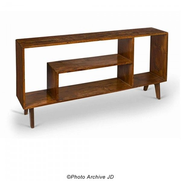 Le Corbusier Mobilier Design #5: Le Corbusier - Low Cupboard By Pierre Jeanneret