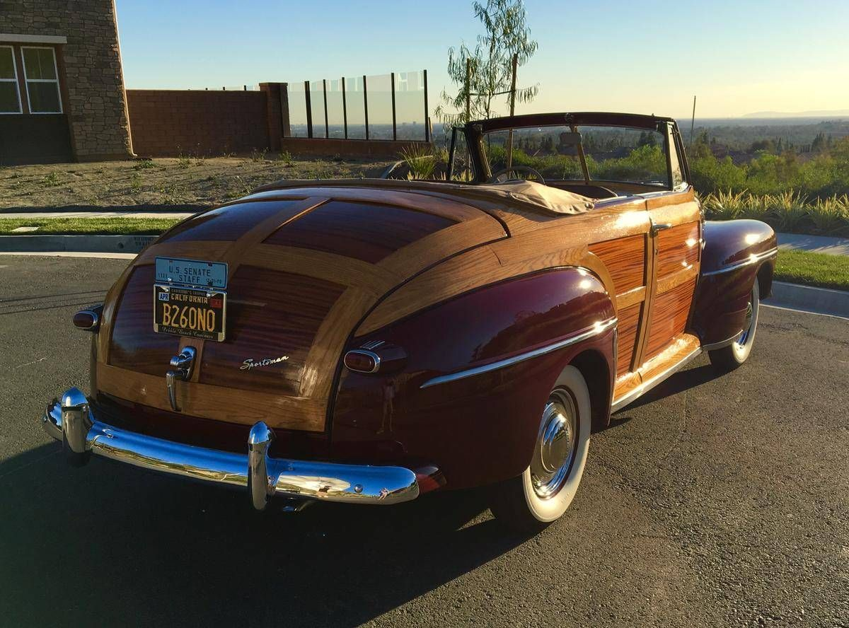 1947 ford sportsman for sale 1809990 hemmings motor news