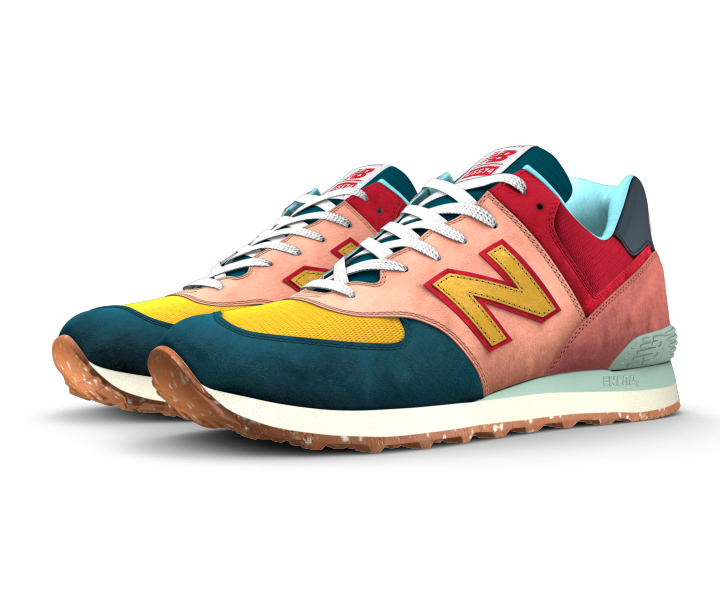 Design a one-of-a-kind NB1 574 to match your personal style ...