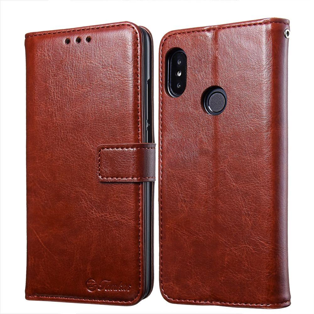 Wallet Case For Xiaomi Redmi 6 Pro Cover Mi A2 Lite Case Luxury Leather Coque Case For Xiaomi Mi A2 Lite Redmi 6 Pro Wallet Case Wallet Leather