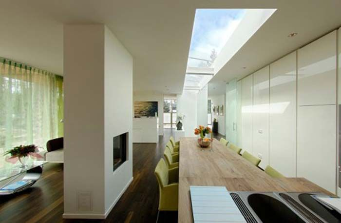 Villa Berkel Modern Villa, Interior Design Ideas by Paul de Ruiter ...