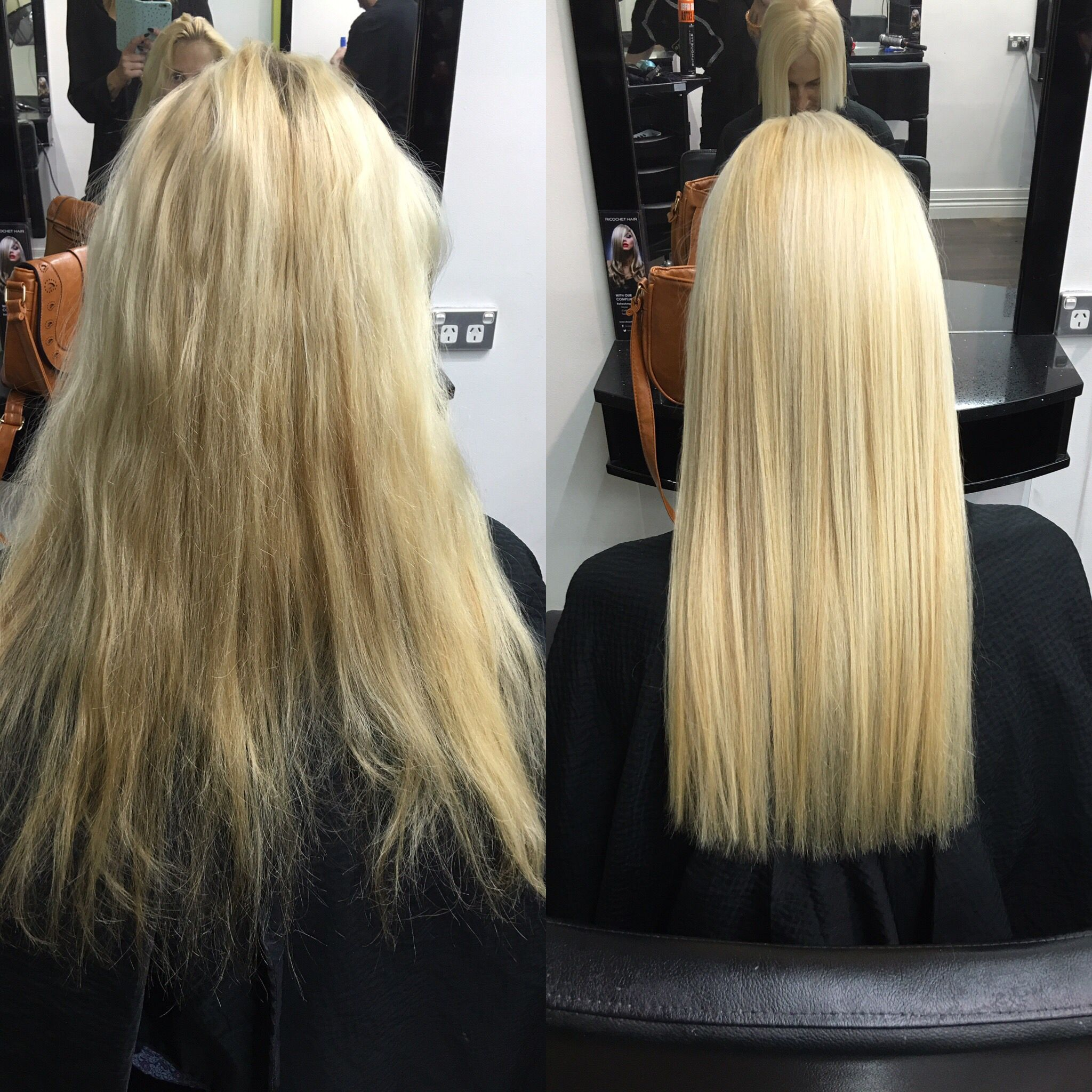 How to make hair lush