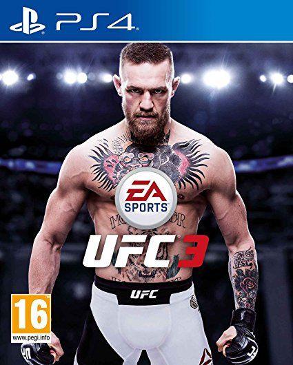 Mixed Martial Arts Games: EA Sports UFC 3 Is A Mixed Martial Arts Fighting Video