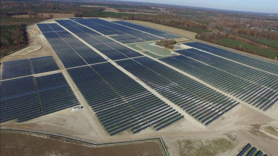 Dominion Announced Plans To Construct Own And Operate 81 Megawatts Ac Of Solar Generating Capacity In Jasper County Solar Solar Energy Projects Solar Energy