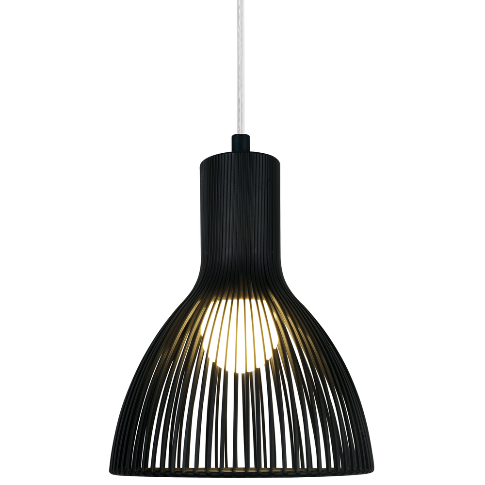 Colour Black Material Metal Cable Colour Clear Cable Length 300 Cm Height 34 Cm Metal Pendant Light Black Pendant Light Ceiling Pendant Lights
