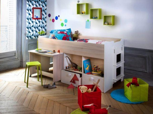 Petite chambre enfant but | HOME idée chambre enfant | Pinterest ...