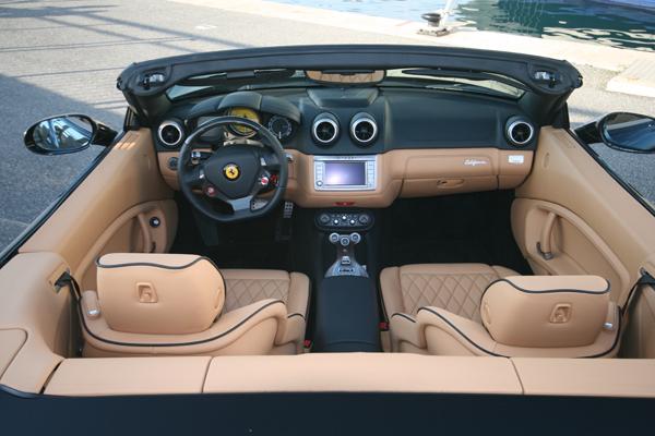 Aaa Luxury Black Ferrari California Interior Ferrari California Luxury Car Interior Ferrari