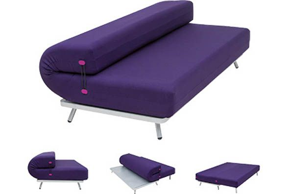 Rullo convertible sofa bed