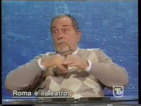 Riccardo Garrone, ritratto di un grande attore romano ed italiano - 29/0...
