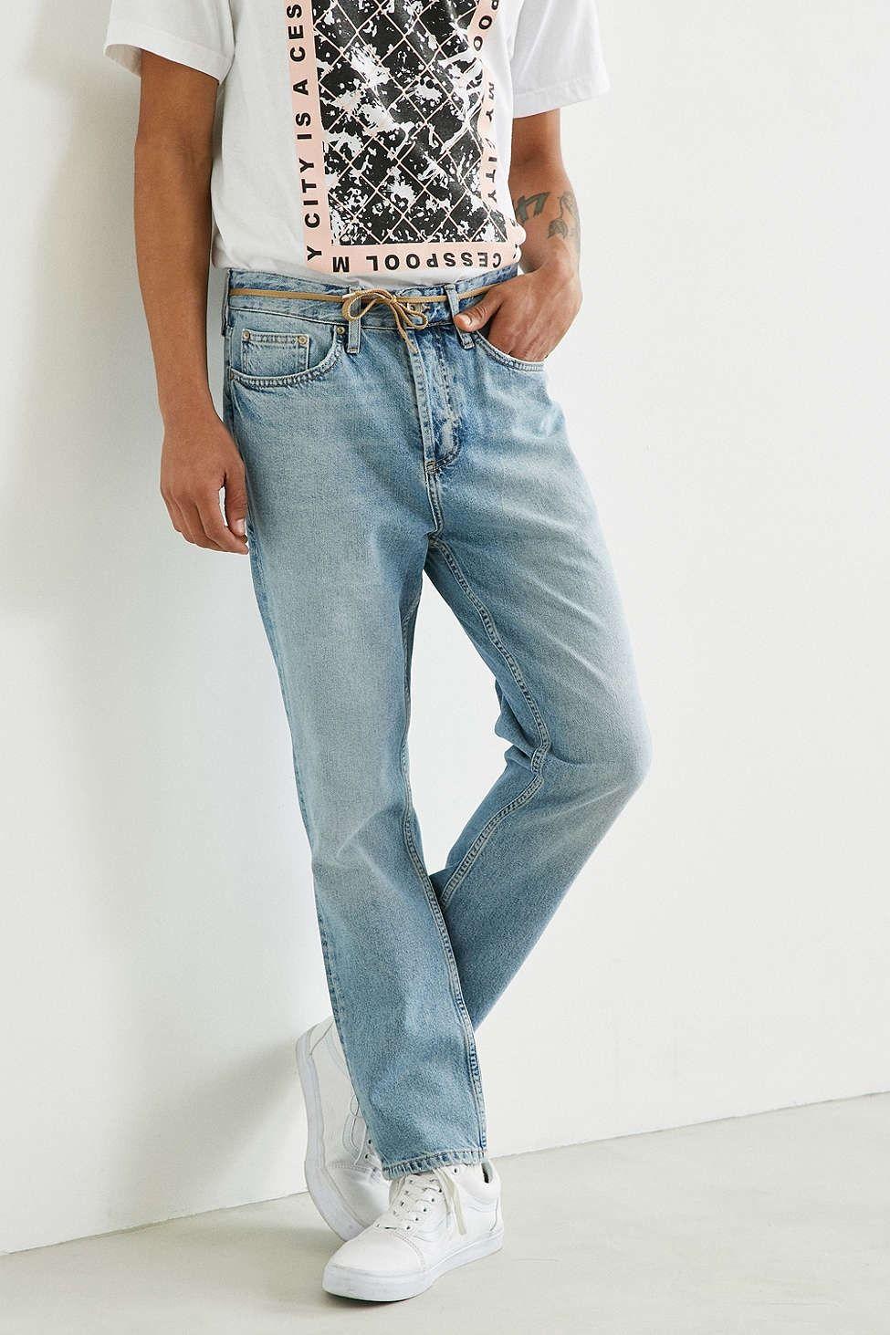 Bdg Light Stonewash Dad Jean Vintage Denim Clothes Fashion Outfits