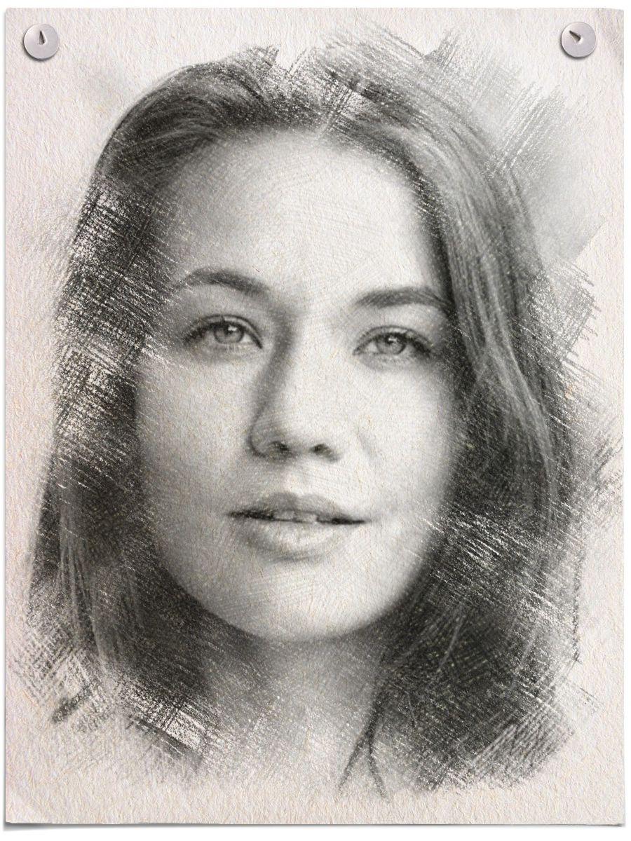 Sketch pencil photo turn your photo into a graphite pencil sketch online