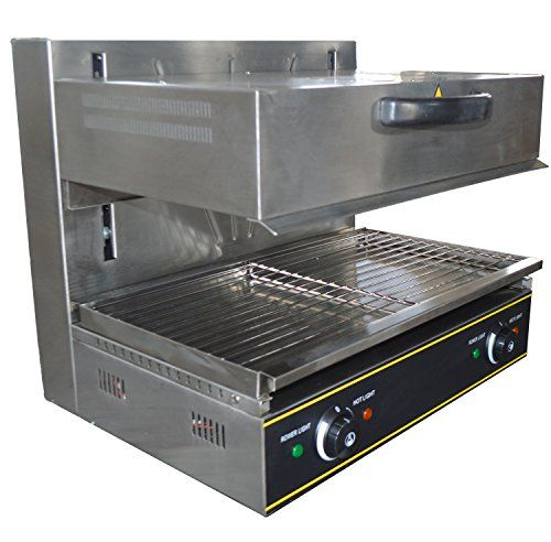 Electric Liftup Salamander 220v Commercial Kitchen Equipment -- See ...