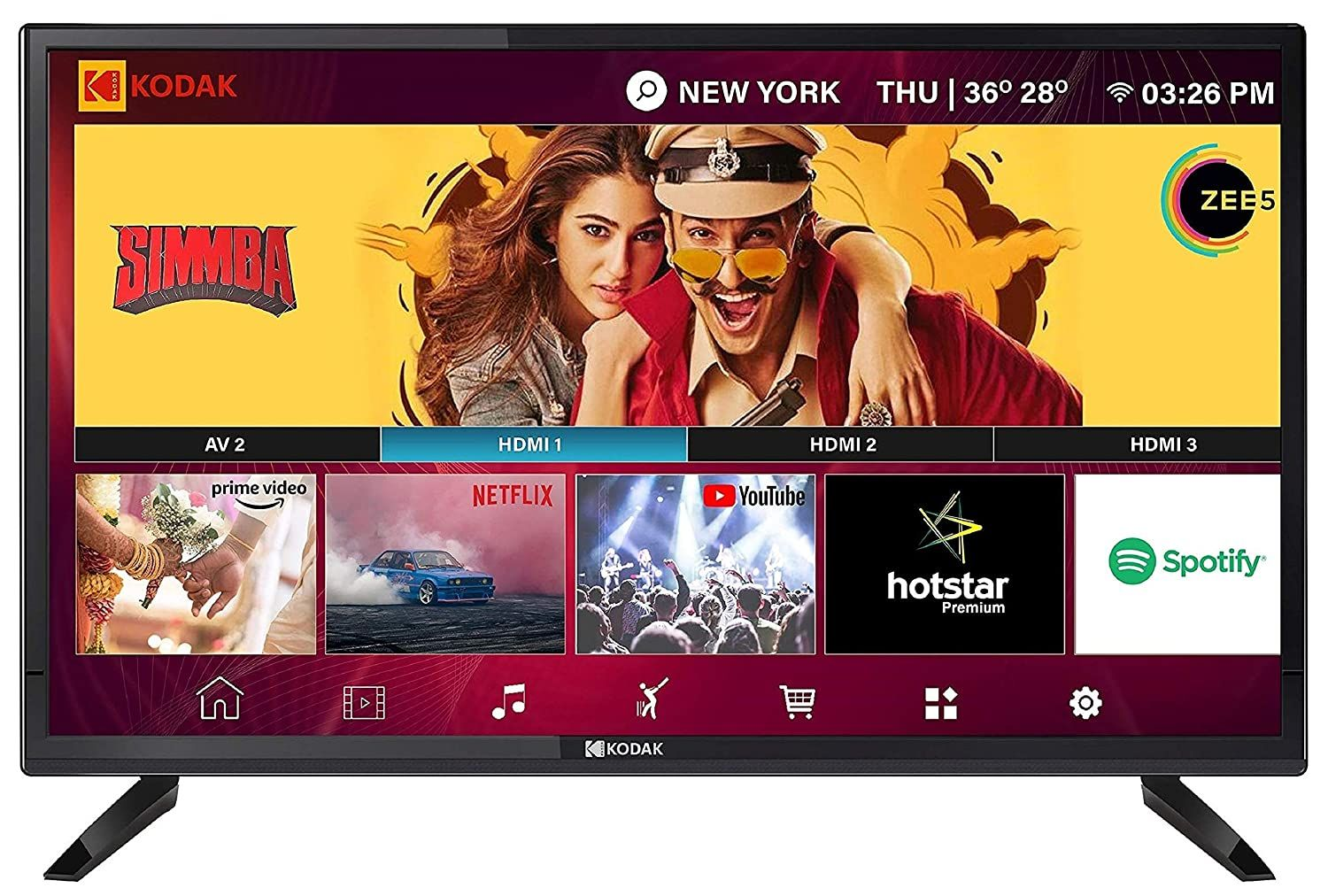 Pin on Which is The Best 40 Inch LED Smart TV Under 20000