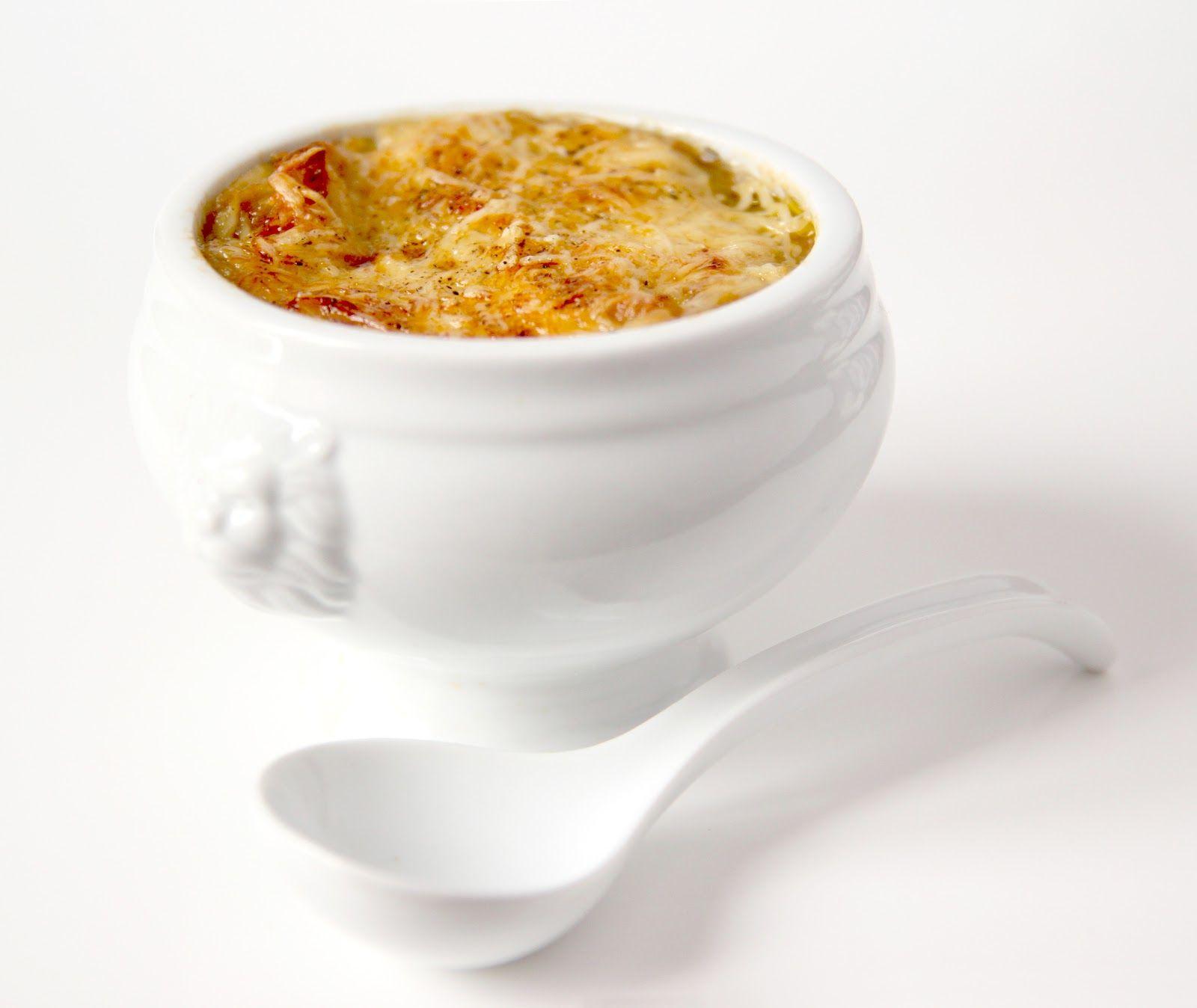 Grand classique de la cuisine fran aise la soupe gratin e l 39 oignon est toute simple - Grand classique cuisine francaise ...