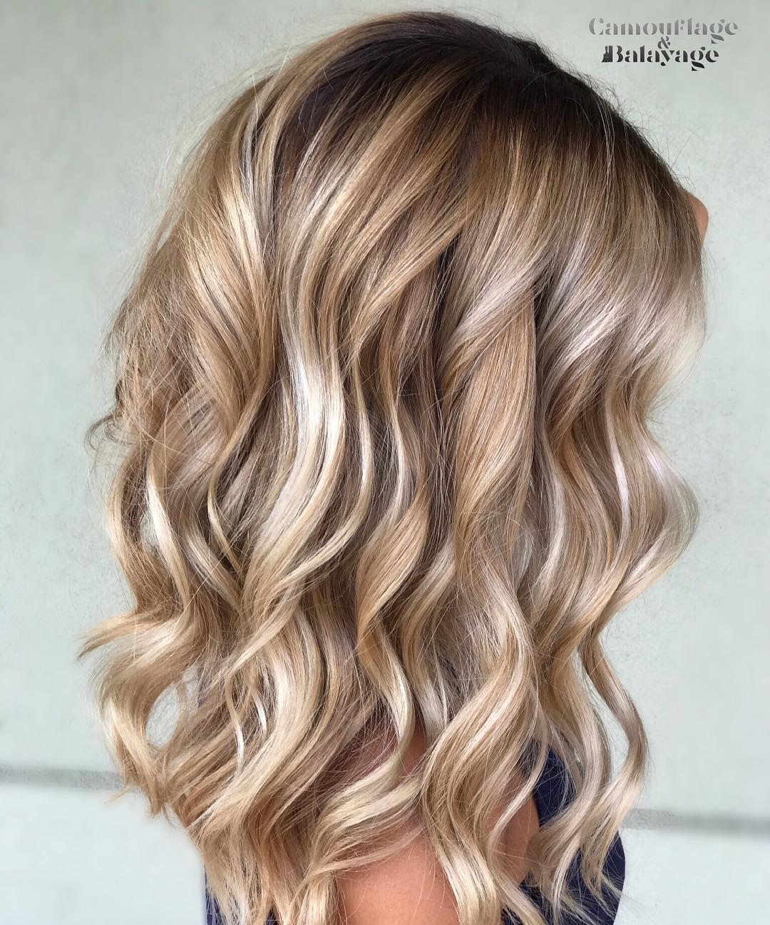 Kurze Blonde Haare Ideen Für Sommer 2018 2019 Hair Color