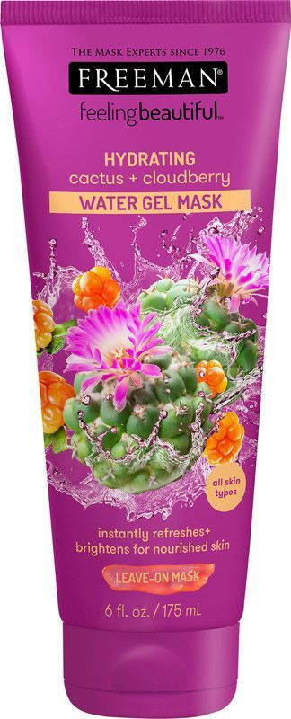 Hydrating Cactus  Cloudberry Water Gel Mask