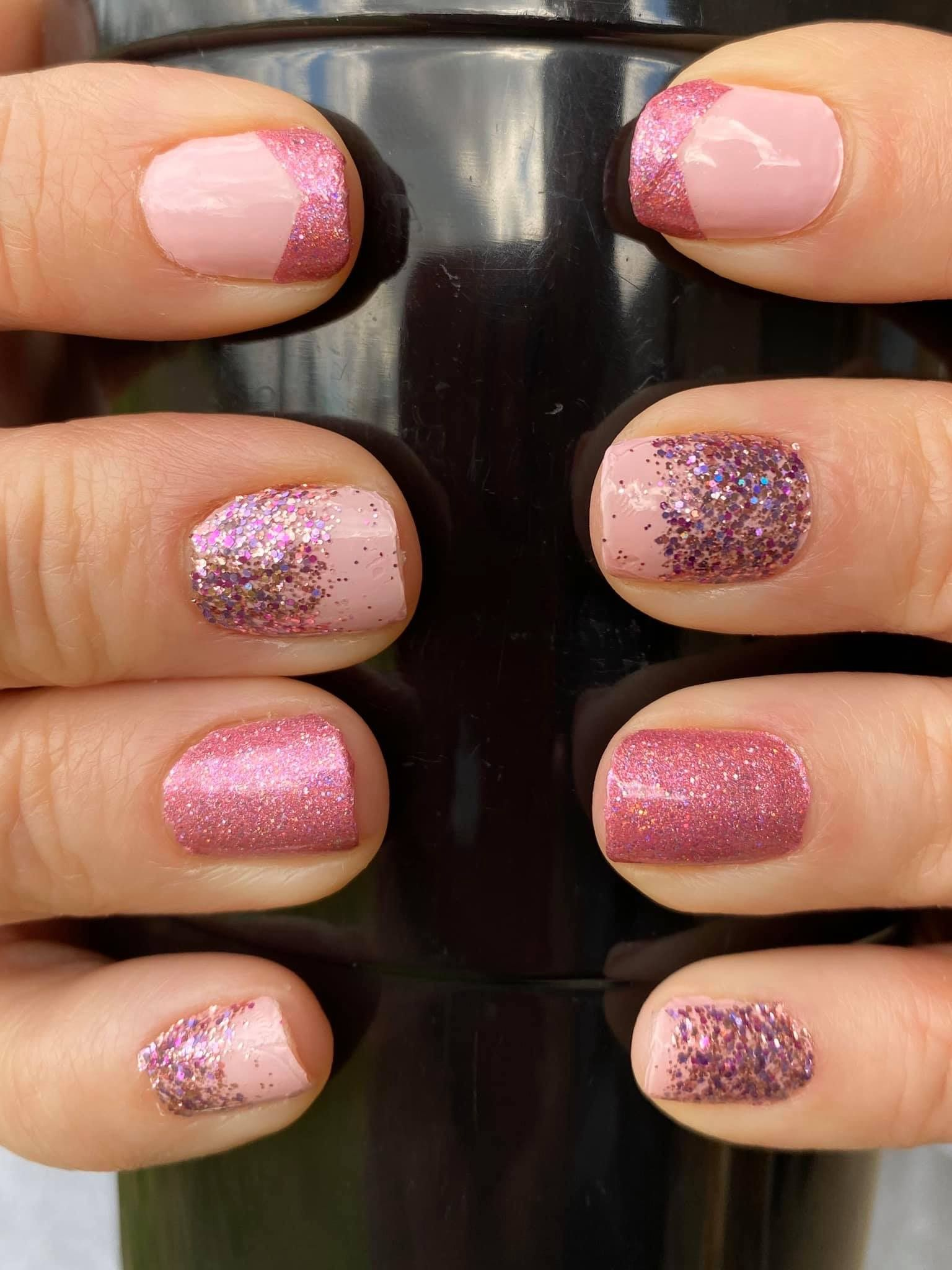 Himalayan Salt Czech Me Out Mount Crushmore In 2020 Color Street Nails Color Street Clear Acrylic Nails