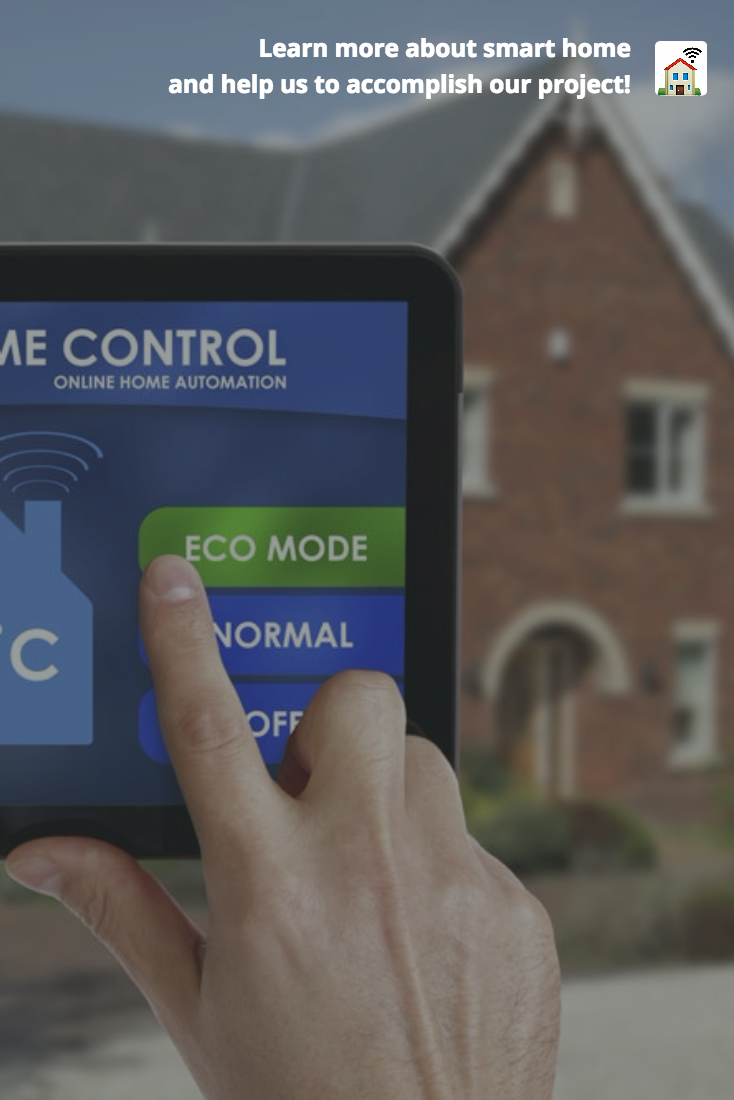 Our website is dedicated to smart home and connected objects which we tried for you! Go and check it! And please help us to fill in the survey 👍🏻 #technology #survey #help #smarthome #connectedobjects #smartphone #internet #ALT #WAI #W3C
