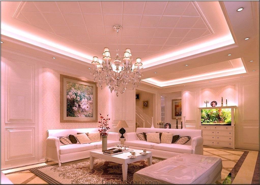 Modern Asma Tavan Modelleri Dekorasyon Tavan Modern Yatak Odasi