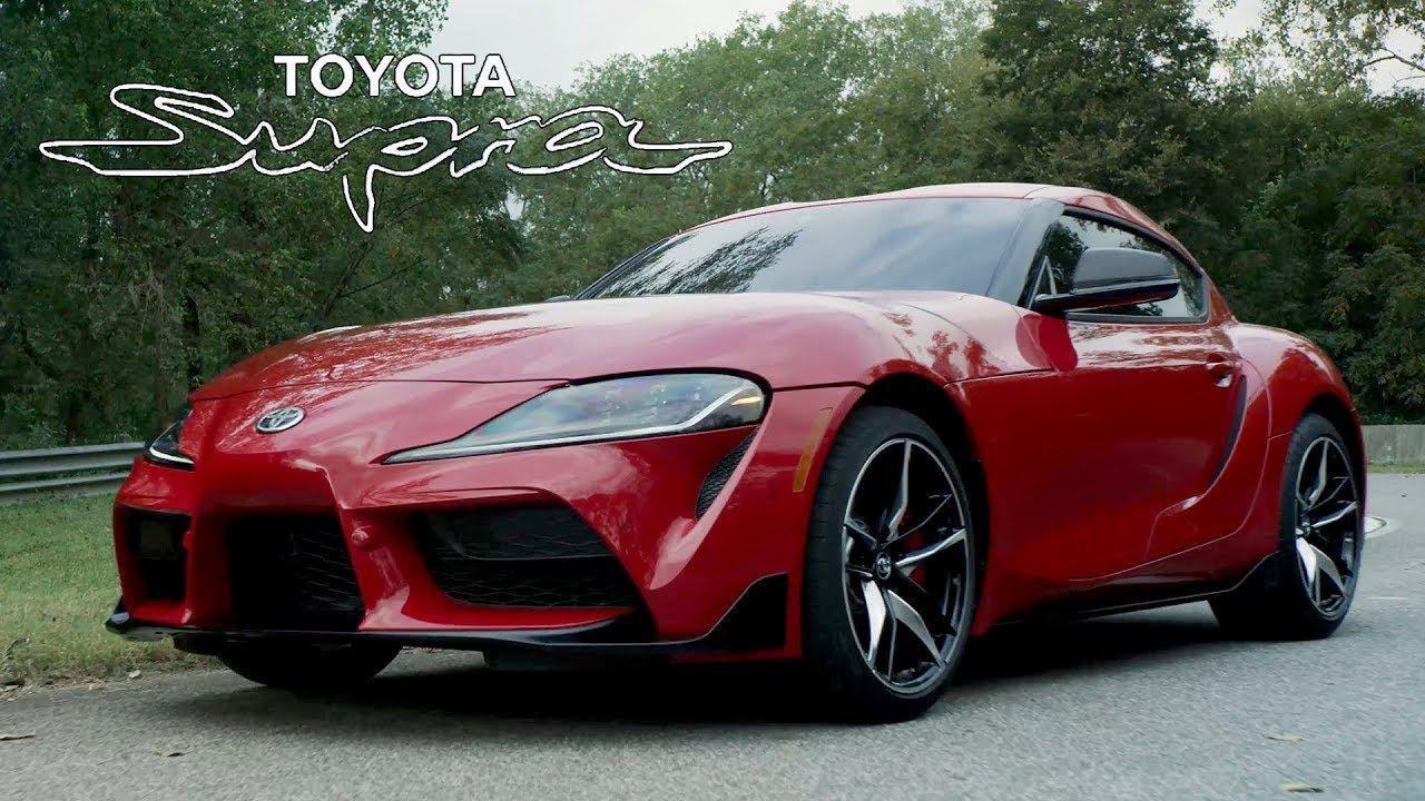 Exterior Of 2020 Toyota Supra Style Toyota supra, Toyota