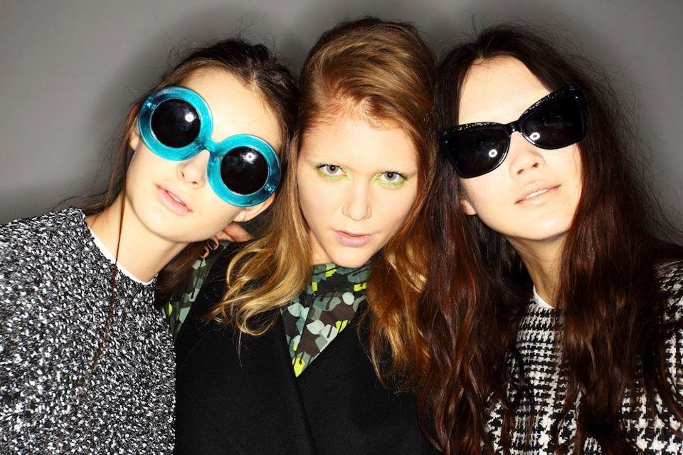 Karen Walker Eyewear - available online at Sisters & Co www.sistersboutique.co.nz