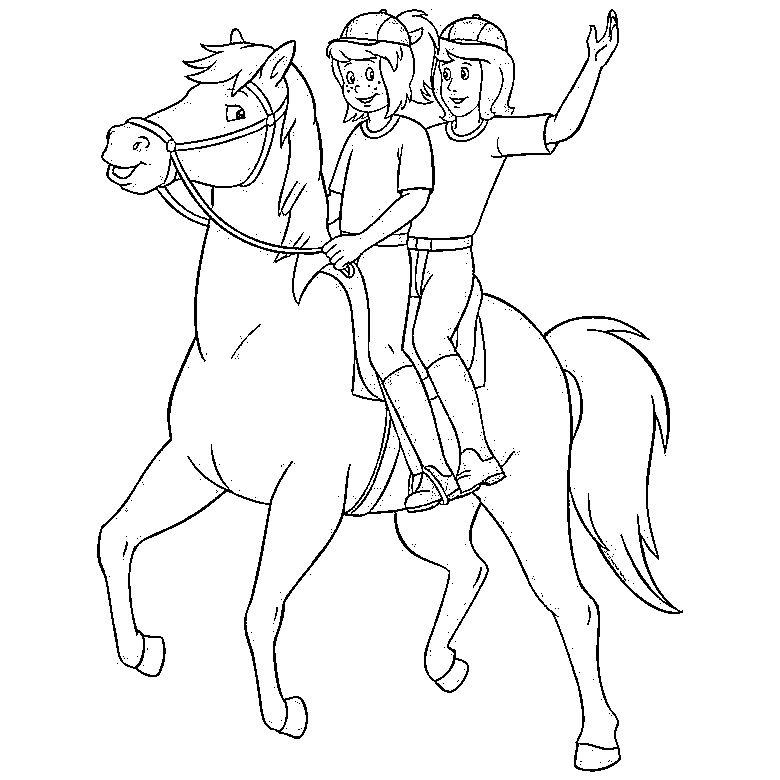 Ausmalbilder Bibi Und Tina Kostenlose Kids Ausmalbildertv Ausmalbilder Pferde Zum Ausdrucken Pferde Bilder Zum Ausmalen Ausmalbilder