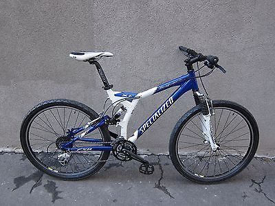 Bicycles 2001 Specialized S Works Stumpjumper Fsr Xc Comp