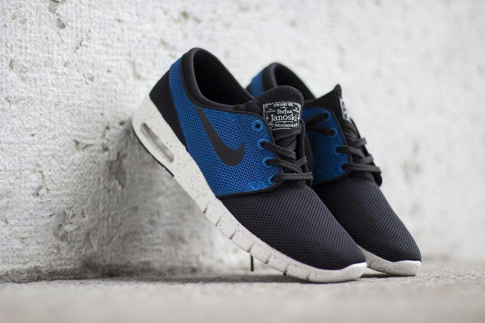 a93692303c45 Nike SB Stefan Janoski Max
