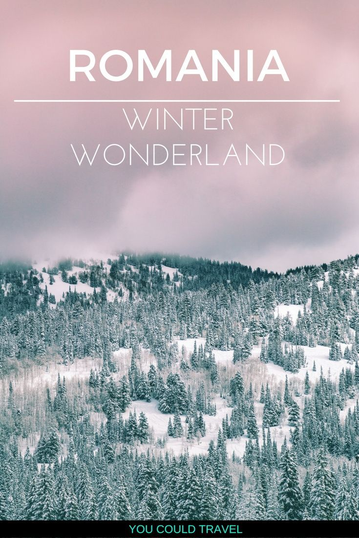 These pictures of a winter wonderland will make you want to visit Romania - There is something really magical about anticipating winter. The holidays, the atmosphere and the beautiful white sights, made winter a great season to look forward to. I was born in December not long before Christmas, and for me, the beginning of...