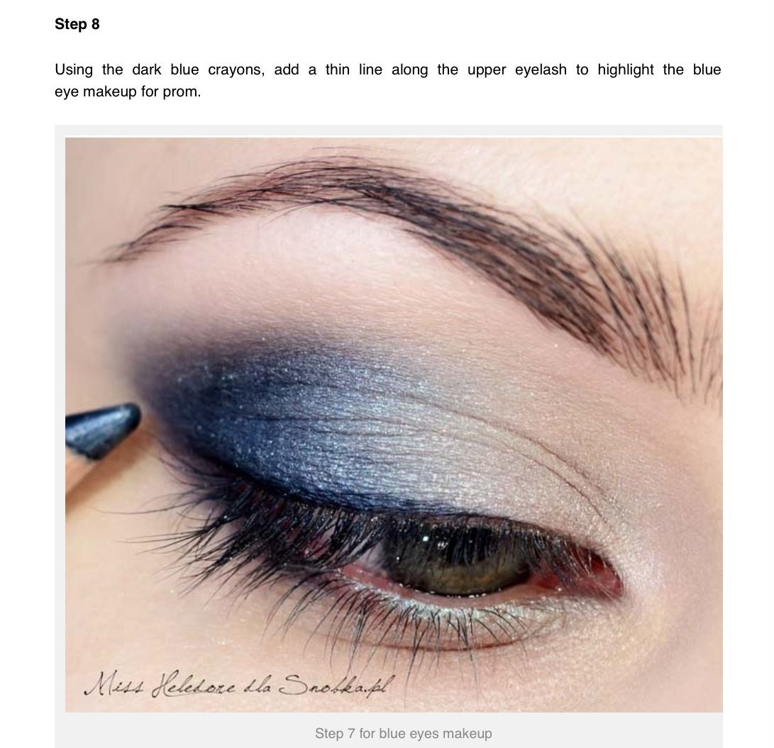 Pin By Ashley Janae On Beauty Nails With Images Blue Eye